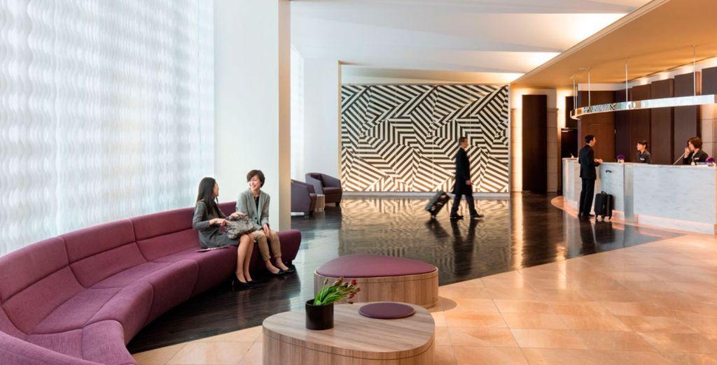 Tu hotel en Osaka será el Courtyard by Marriot Shin-Osaka 4*