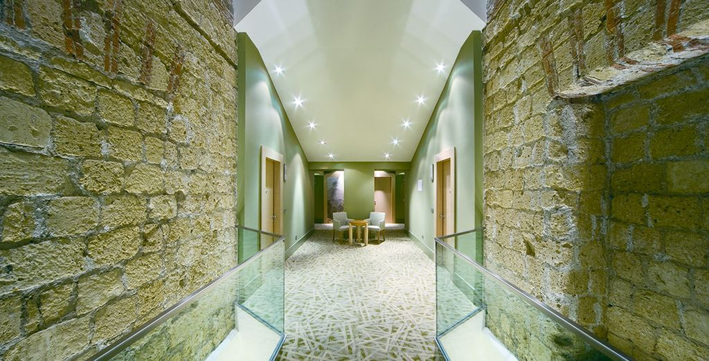 Bienvenido a UNA Hotel Napoli 4*