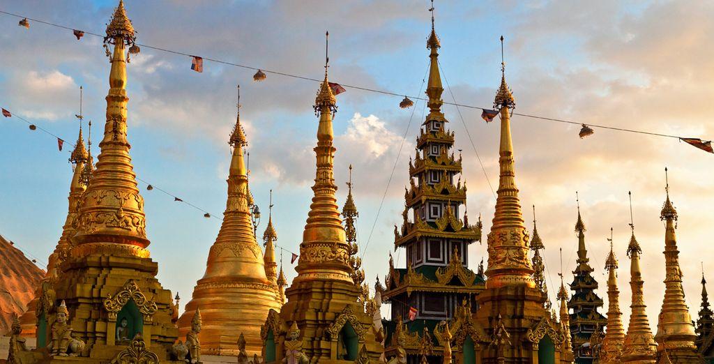 Myanmar sigue siendo un mundo aparte