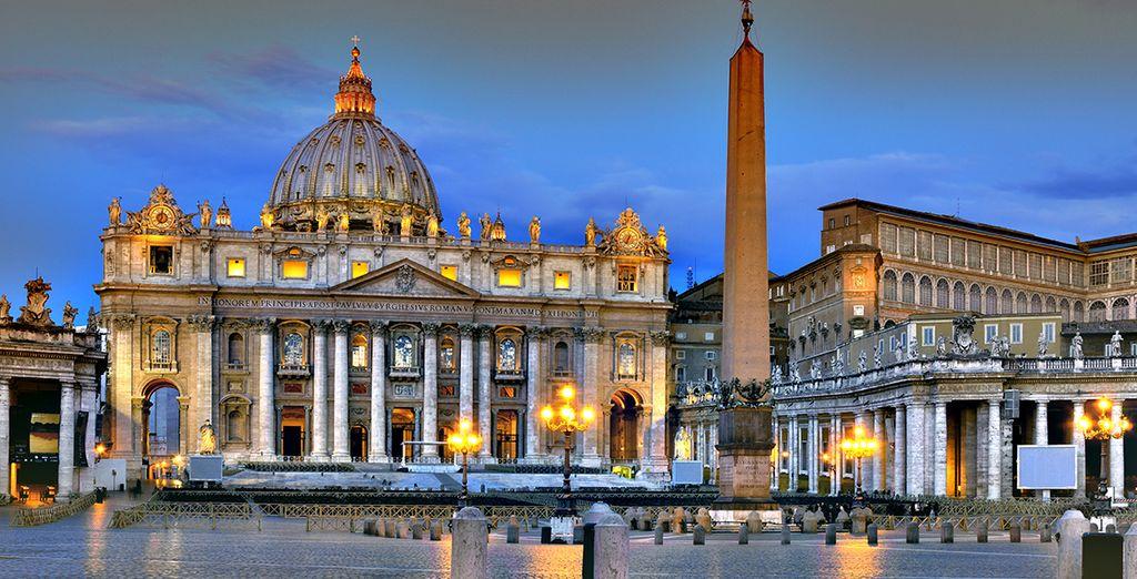 Descubra los lugares más mágicos de Roma