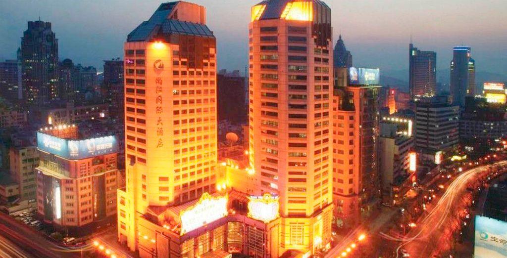 Hotel Zhejiang International 5*, Hangzhou