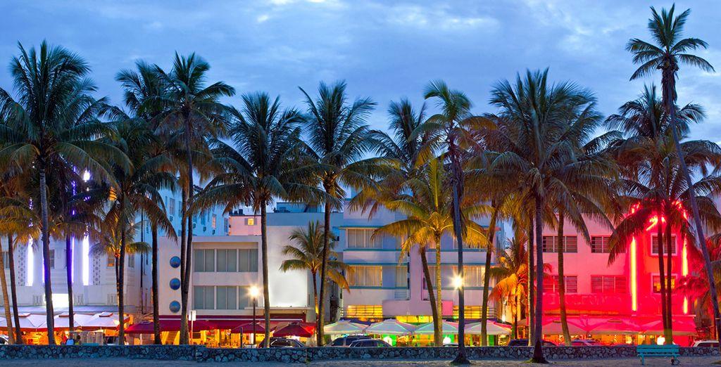 Miami en todo su esplendor