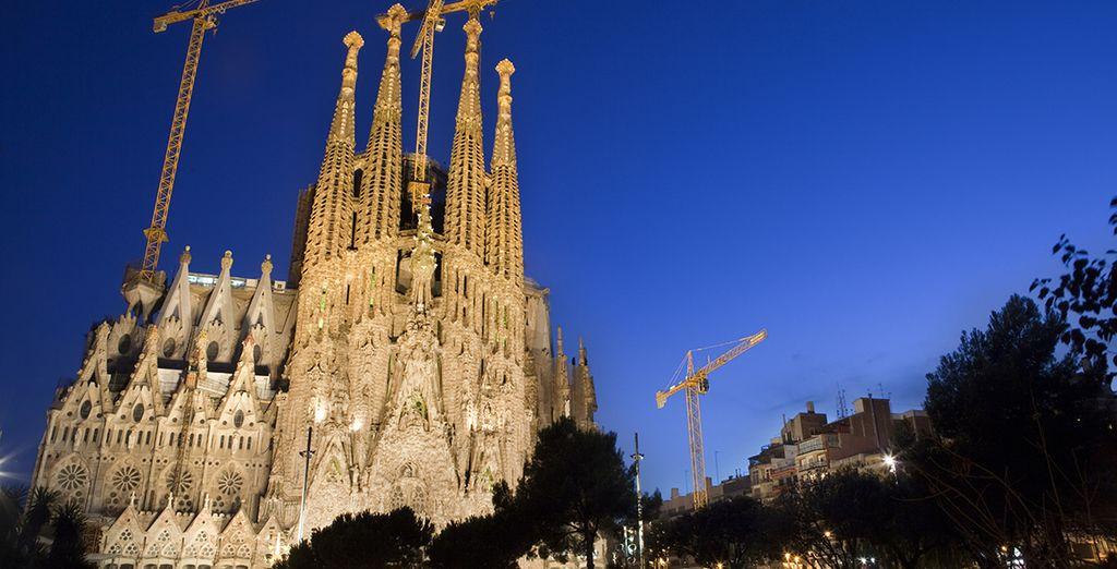 La Sagrada Familia de Gaudí, una visita que no puede perderse