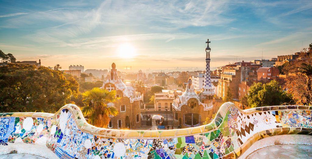 Escapdas románticas en Cataluña - Barcelona