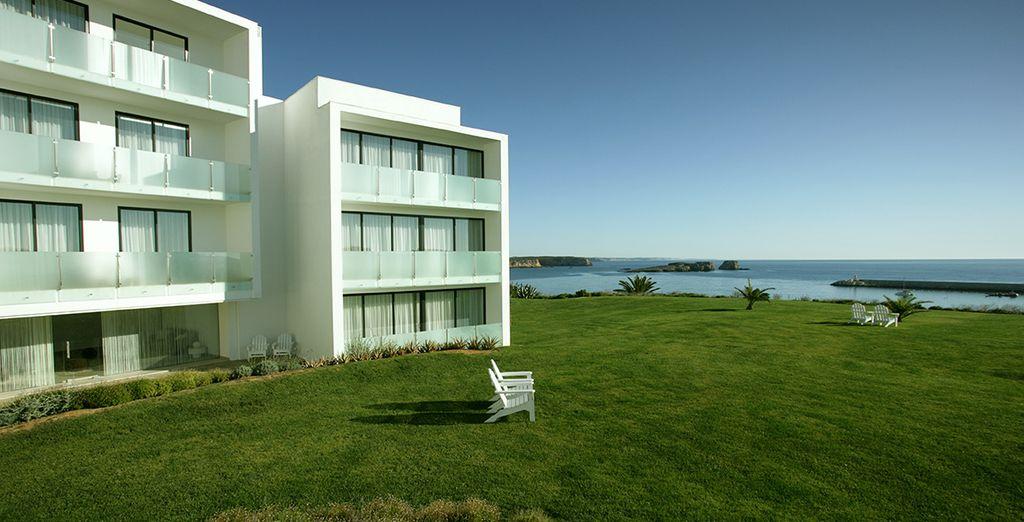 Bienvenido a Memmo Baleeira - Design Hotels 4*