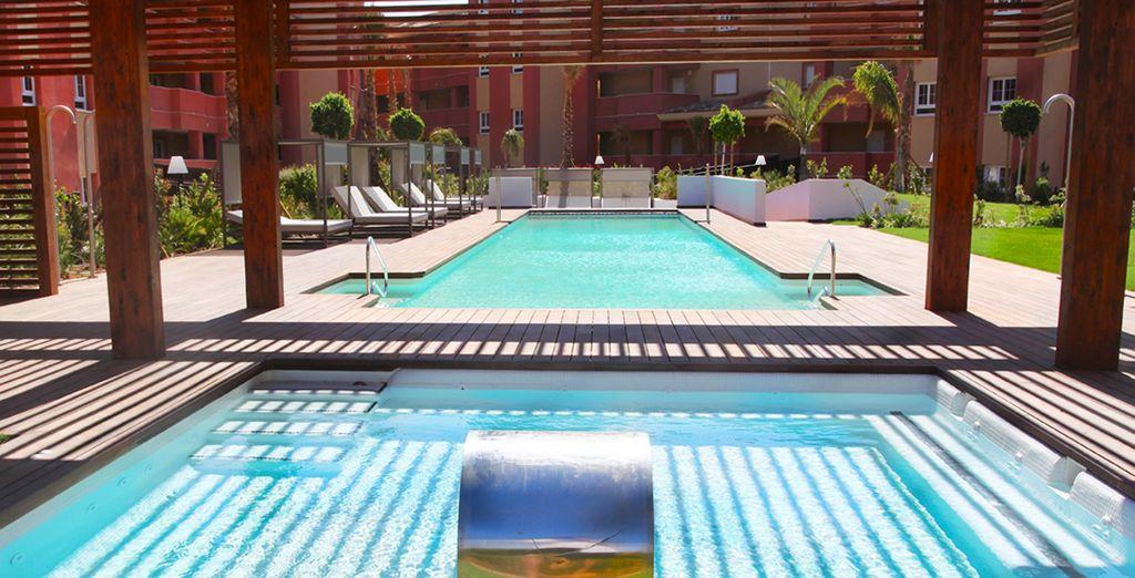 Un hotel para desconectar y relajarse