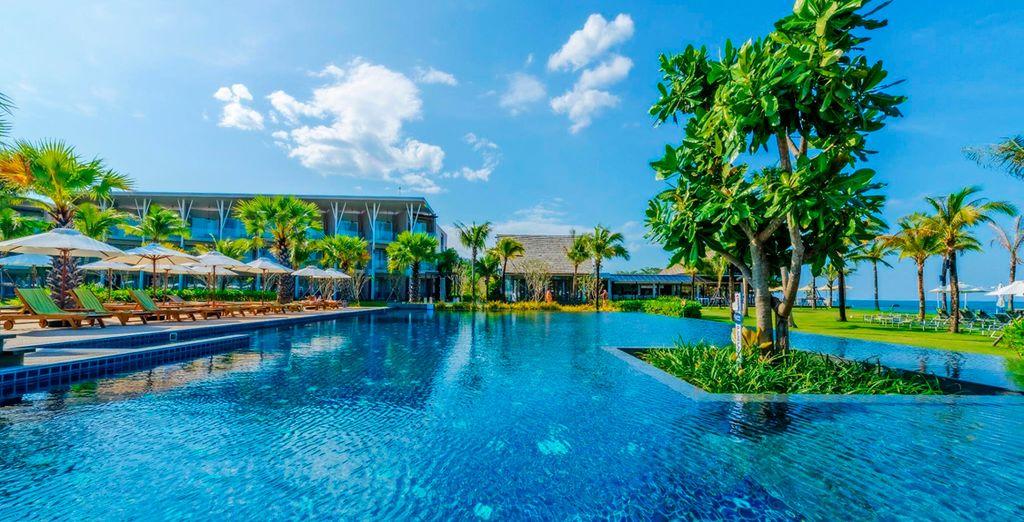 El Hotel The Sands 5* le da la bienvenida a Khao Lak
