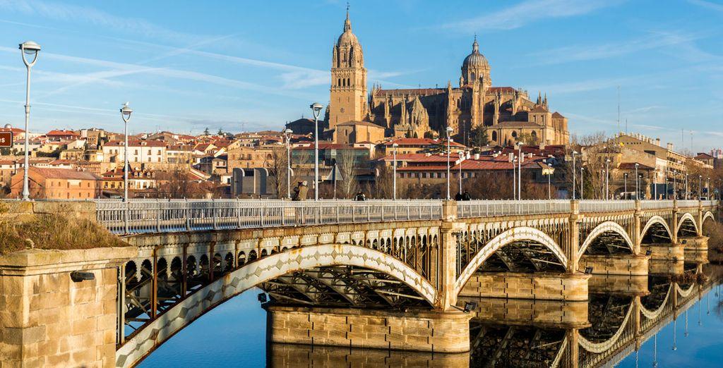 ¡Descubre Salamanca!