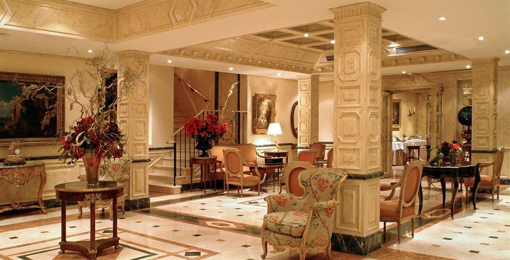 Carácter, cortesía y calma definen a este hotel