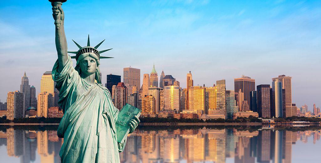 Nueva York ofrece un ambiente y un estilo de vida único que hay que vivirlo y disfrutarlo