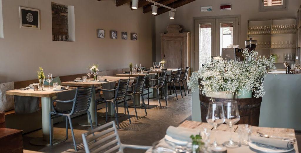 Una estrella Michelin refleja la calidad de su restaurante