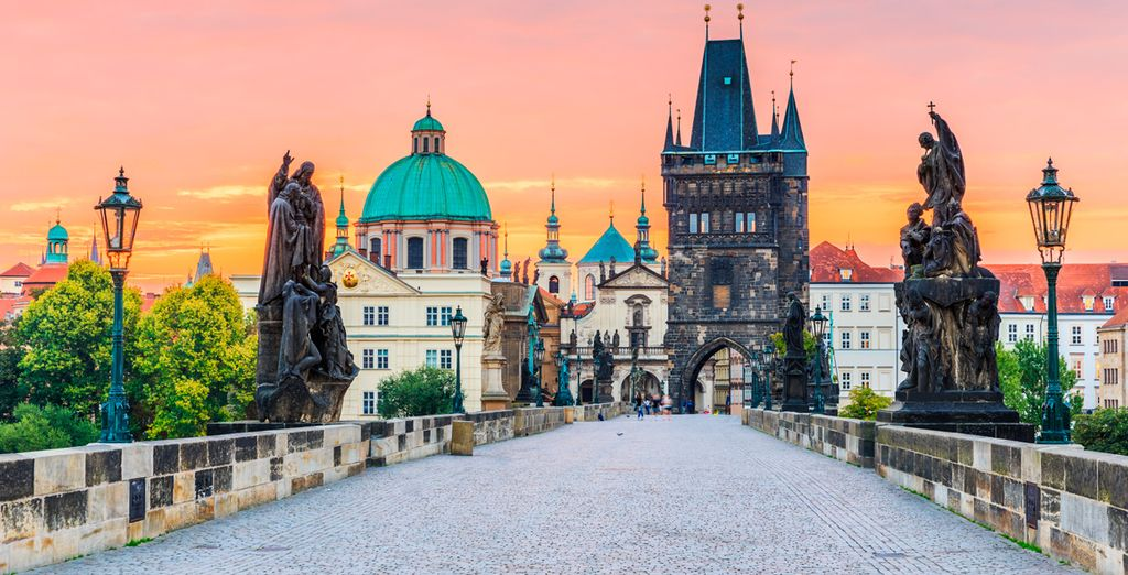 Una de las ciudades europeas más hermosas