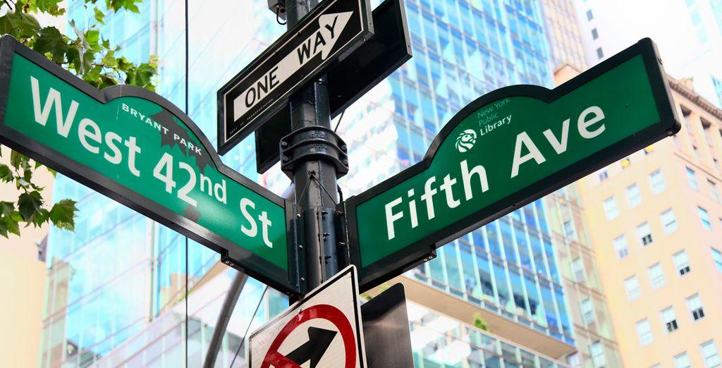 La 5º Avenida es la milla de oro para los compradores