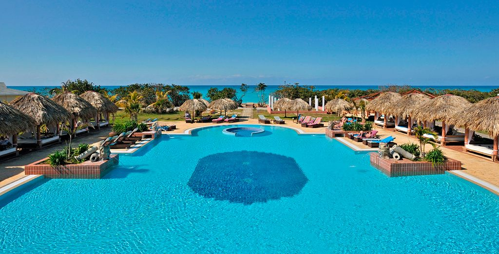 Paradisus Varadero, el paraíso en la Playa Azul