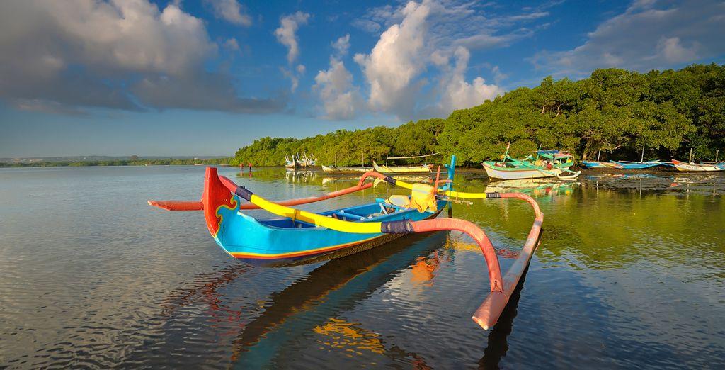 Tuban le dará la bienvenida a la isla de Bali