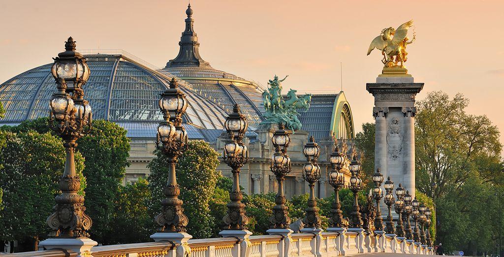 Pasee por París y enamórese cada vez