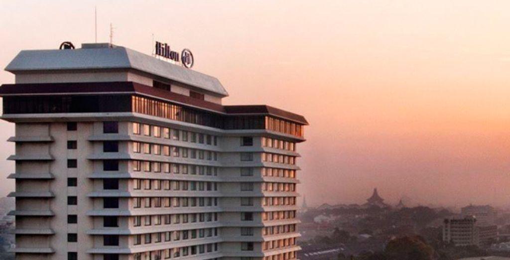 Un hotel que no le defraurará