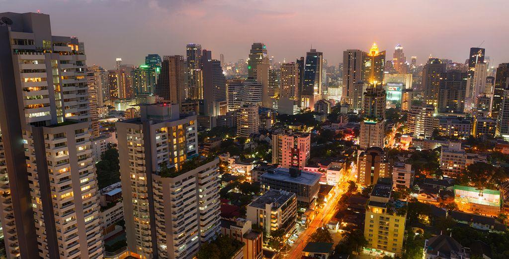 Bangkok, una ciudad de contrastes