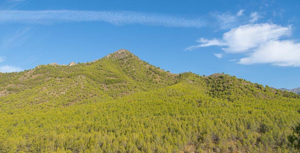 Escápate a la Sierra de Tejeda