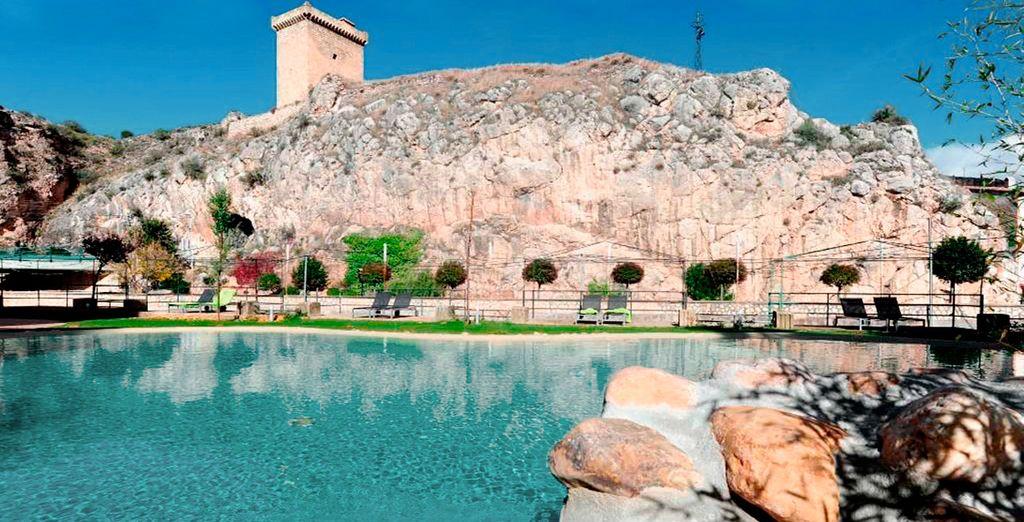 Hotel Balneario Alhama de Aragón 4* - Calatayud
