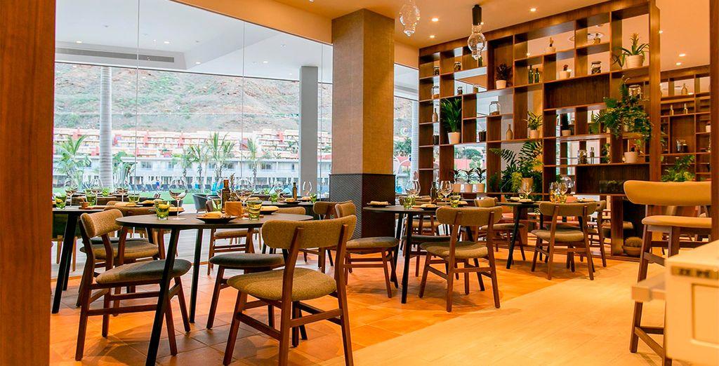 Deleita tu paladar en el restaurante italiano