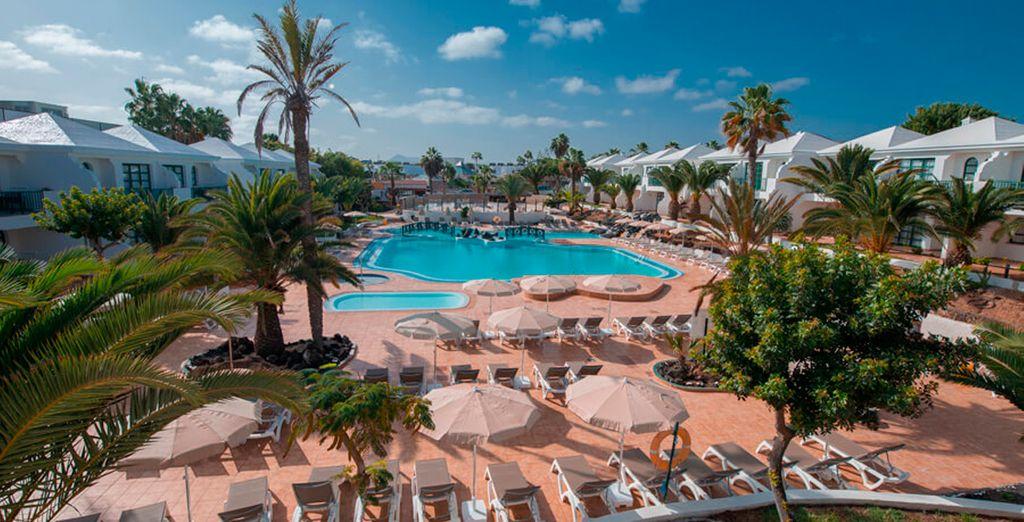 Situado en una de las zonas más emblemáticas de Fuerteventura
