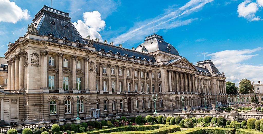 Descubre lo mejor de Bruselas