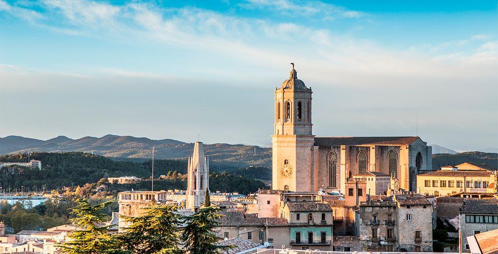 Reserve su hotel en Girona con Voyage Privé