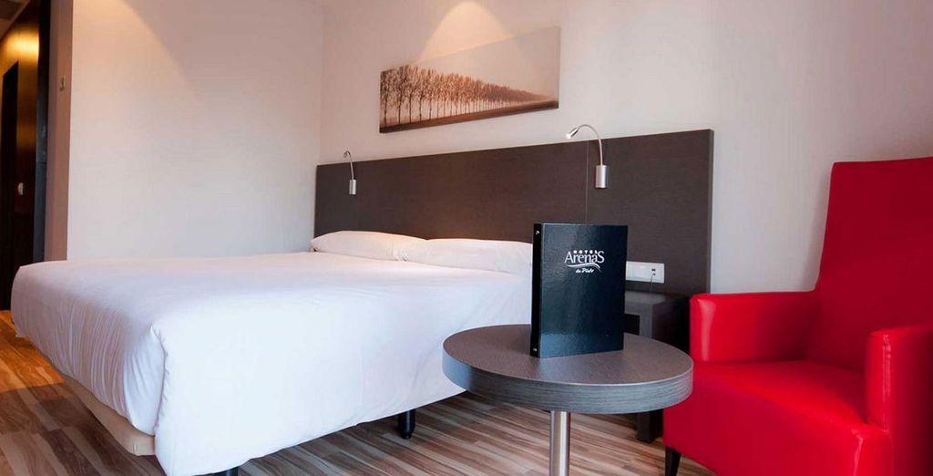 Hotel Eurostars Arenas de Pinto 4*