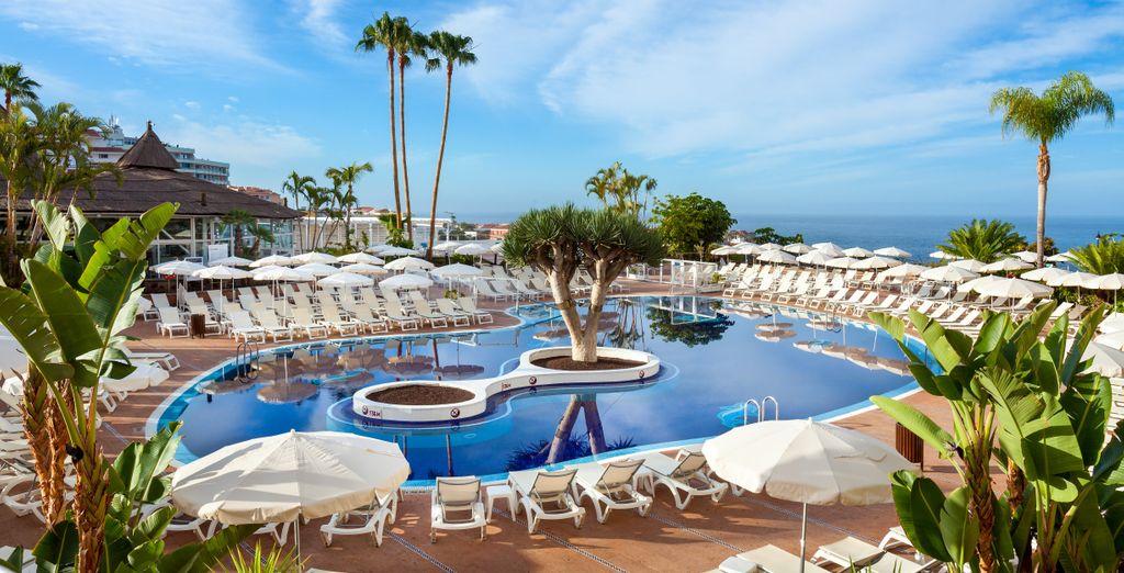 Be Live Experience Playa la Arena 4* - Santa Cruz de Tenerife