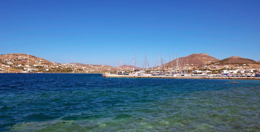 Un escenario típicamente mediterráneo