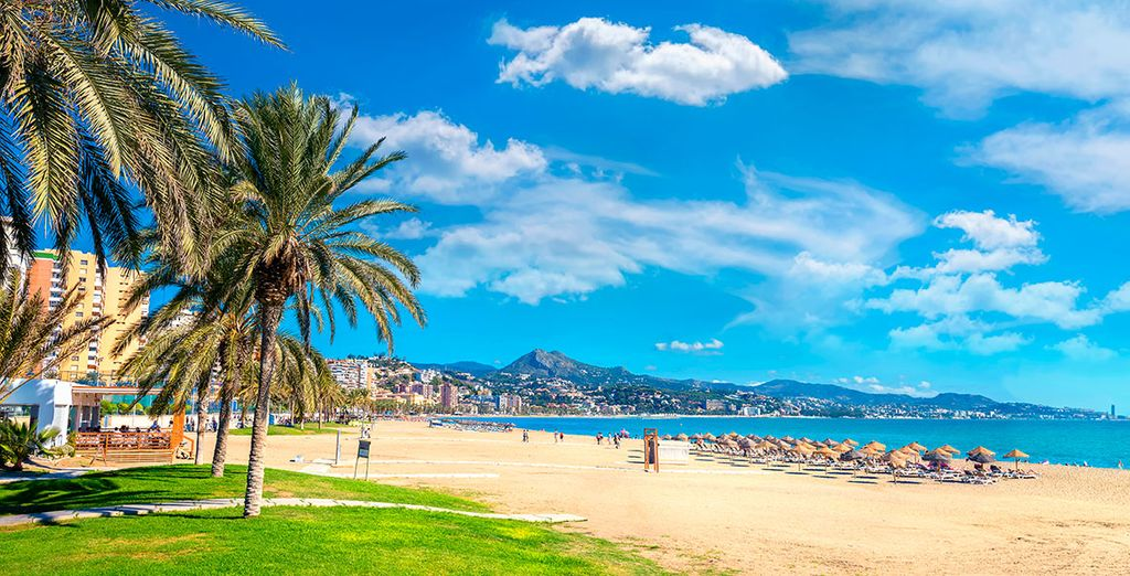 Vacaciones en Málaga, viajes, hoteles y vuelos