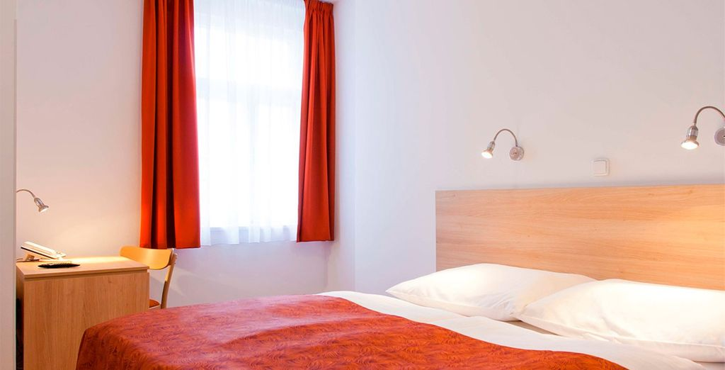 Descansa plácidamente en Hotel Ambiance 4*