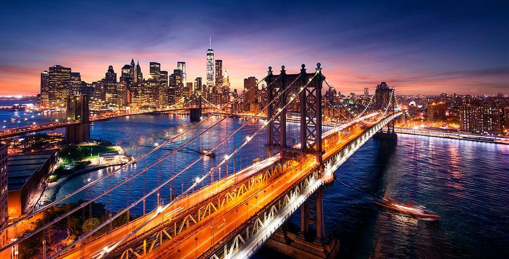 Nueva York es conocida como La Ciudad que Nunca Duerme