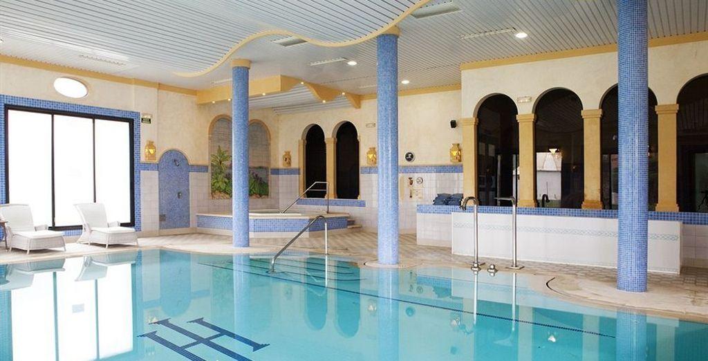 Disfruta del relax en Hotel Jerez & Spa 4*