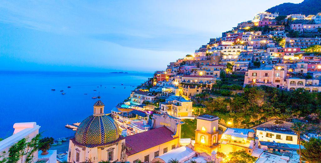 Acércate a descubrir lo mejor de la Costa Amalfitana... ¡Te encantará!
