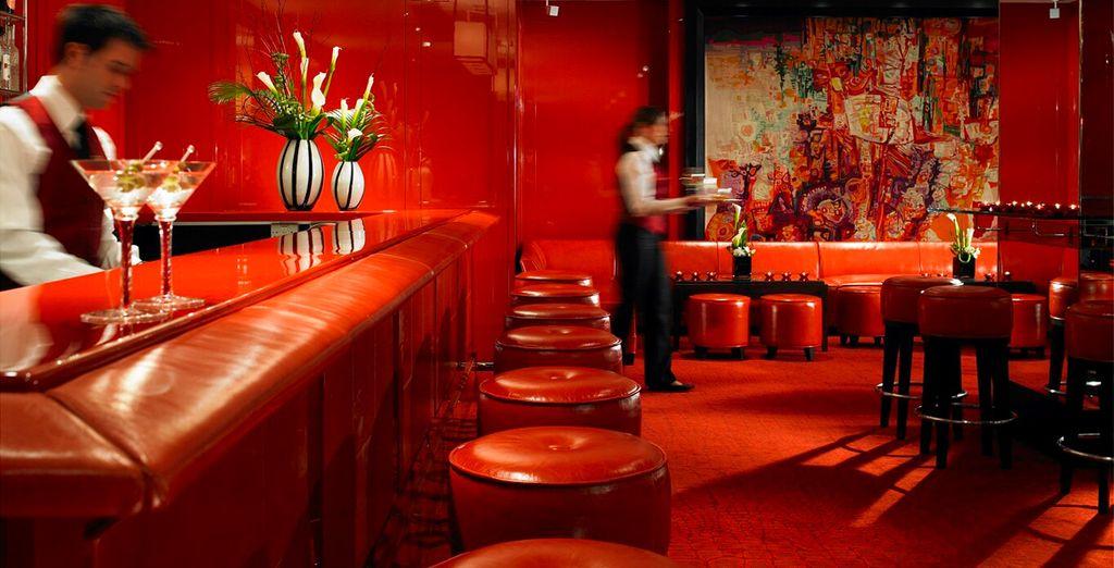 El Hotel The London Grosvenor House ofrece una experiencia gastronómica inolvidable