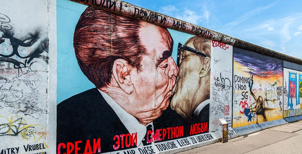 Berlín, una ciudad llena de historia
