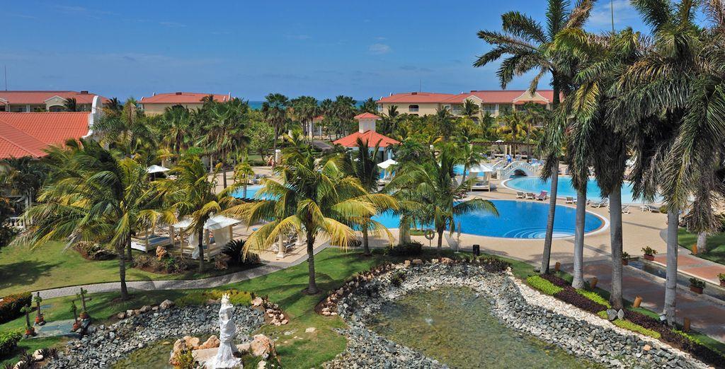 Bienvenido al Hotel Paradisus Princesa del Mar 5*