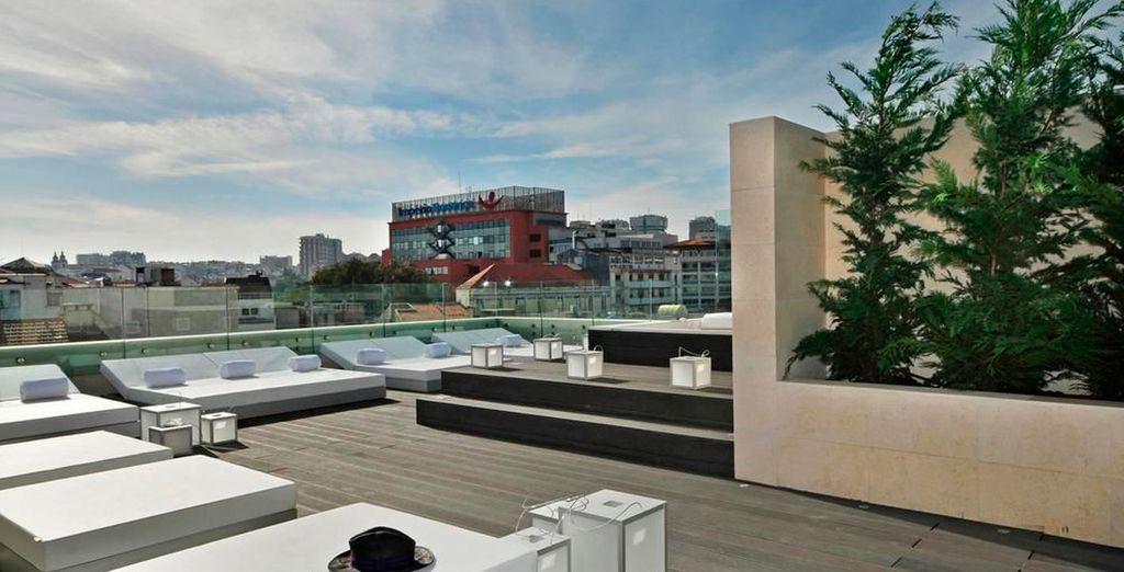 El Altis Prime es un hotel de diseño actual