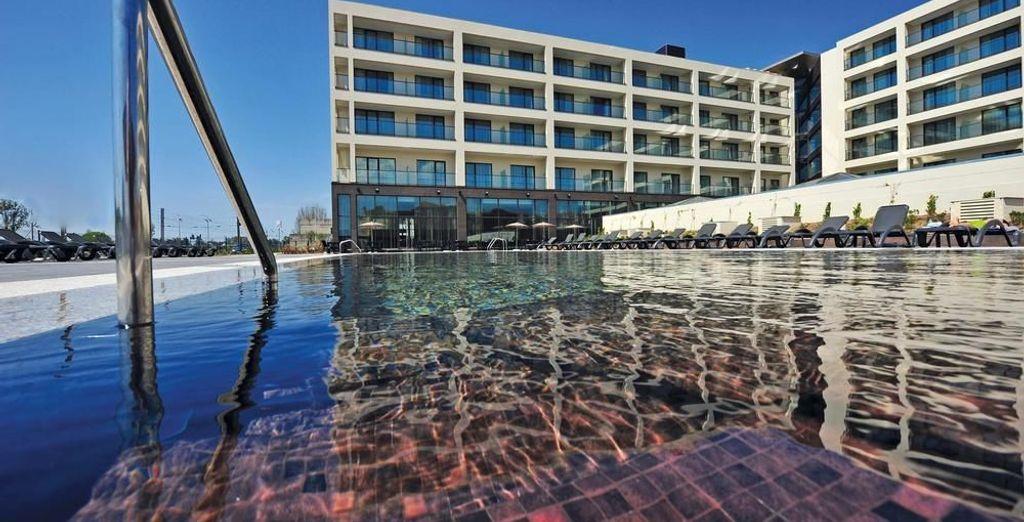 Hotel Vila Galé Coimbra 4* será tu hotel en Coimbra