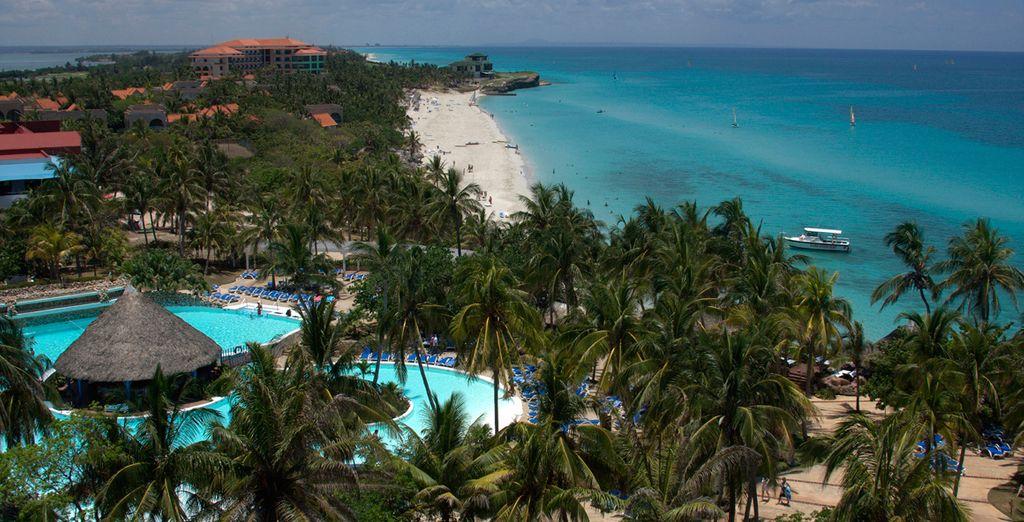 La mejor opción para sus vacaciones