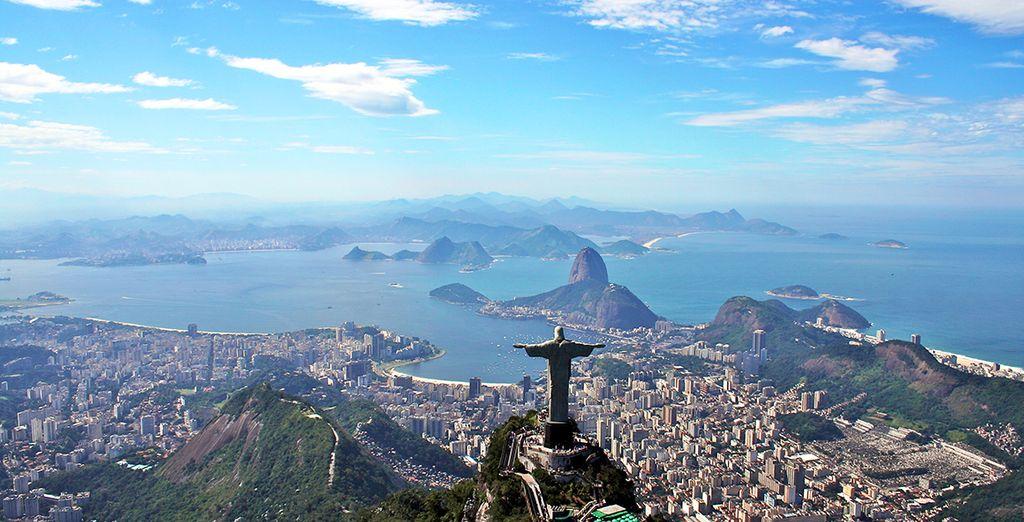 Impresionante Rio de Janeiro