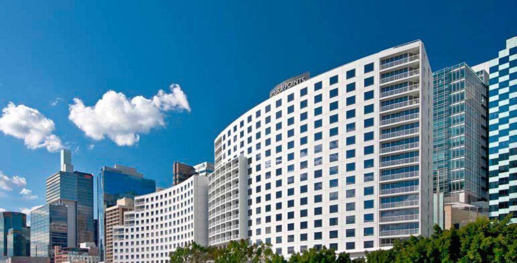 Hotel Four Points by Sheraton 4*, Sydney donde se alojará