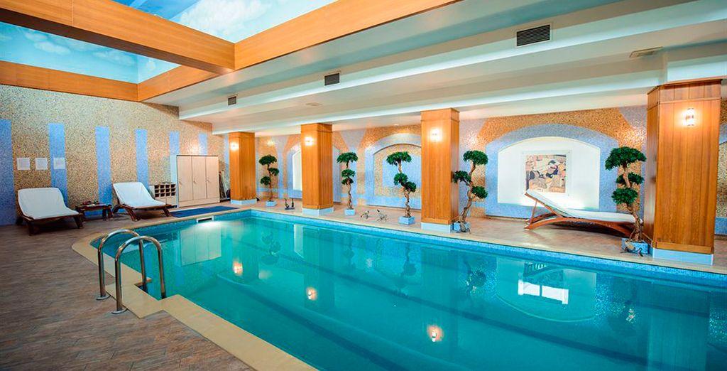 Un hotel lleno de encanto y relax
