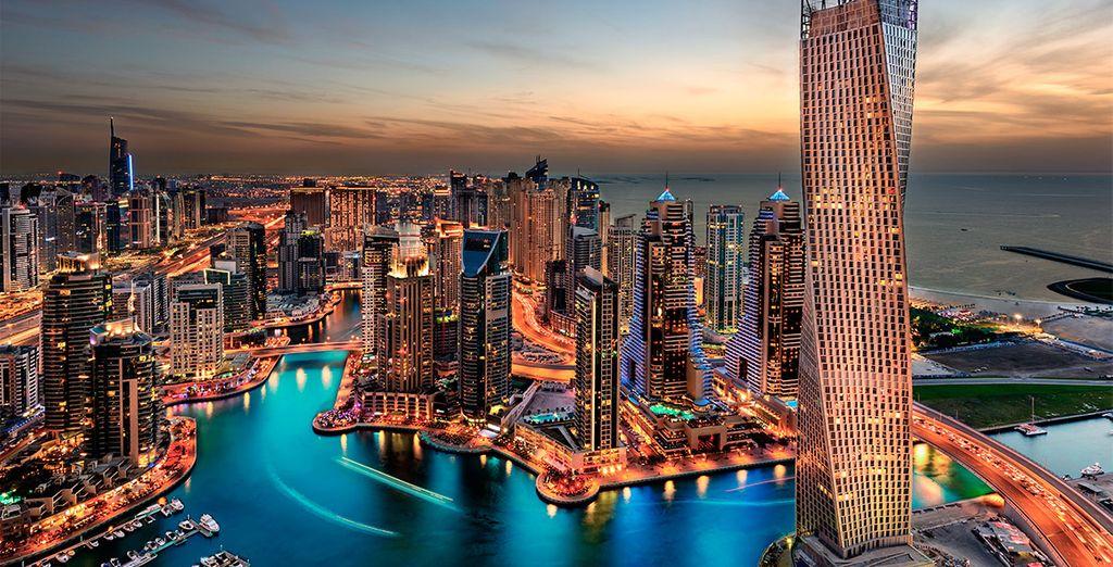 Dubái, una ciudad única