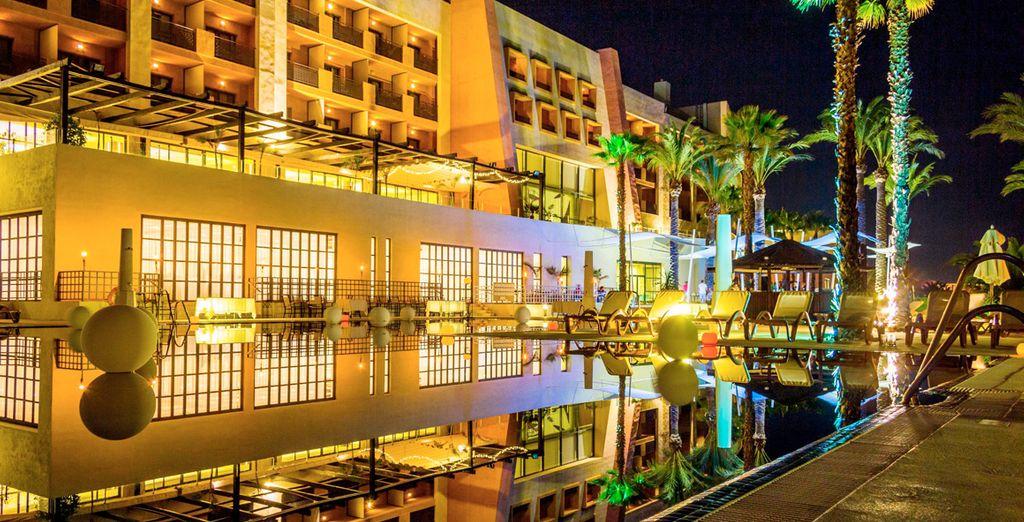 Hoteles Última hora en Almeria