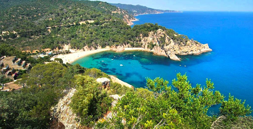 ¡Déjate seducir por la Costa Brava!