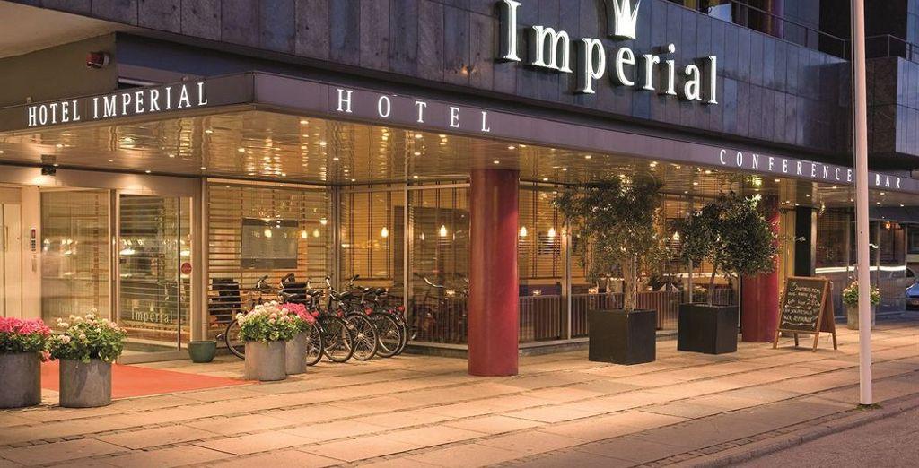 Hotel De Charme Copenhague Centre Ville