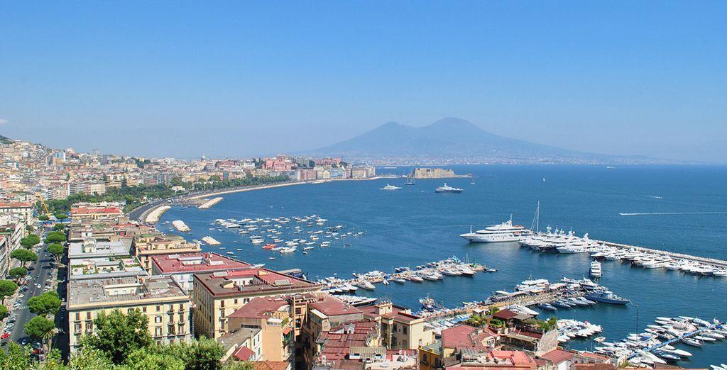 Il parait que l'on ne connaît vraiment l'Italie que lorsqu'on a vu Naples...